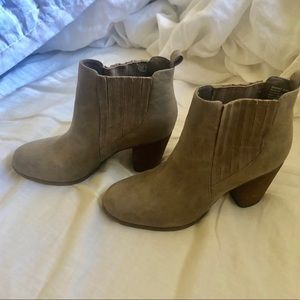Madden Girl Dominicc Taupe Booties